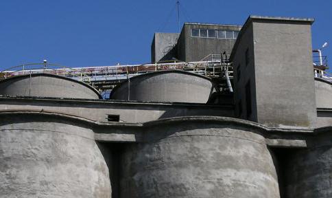 Cementa i Limhamn - Foto:Jan Hemmel